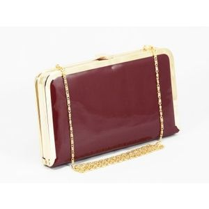 Geanta dama clutch visinie Feerya imagine