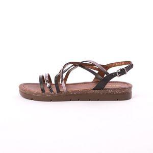 Sandale Dama Flexa Negre imagine