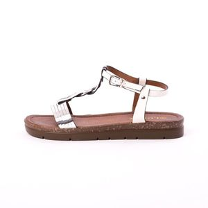 Sandale Dama Trend Argintii imagine