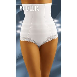 Lenjerie modelatoare Modelia white imagine
