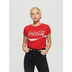 Cropp Tricou COCA-COLA imagine