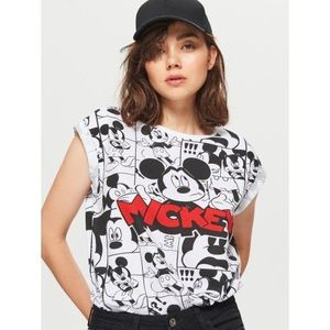 Cropp Tricou MICKEY MOUSE imagine