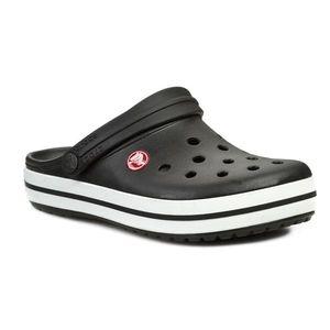 11016-001  Black Crocs Crocband