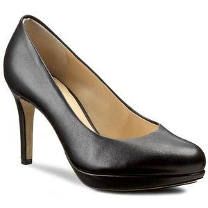 Pantofi cu toc subțire HÖGL - 0-128000 Black 0100 imagine