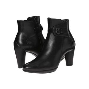 Incaltaminte Femei ECCO Sculptured 75 Mid Boot Black imagine