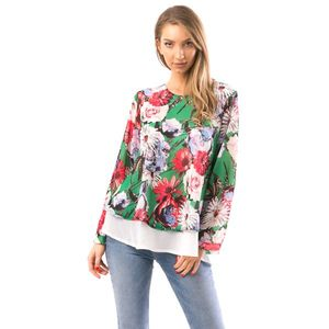 Bluza Dama AdsPir Verde imagine