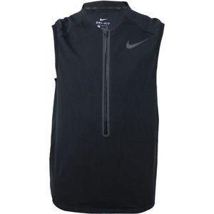 Vesta barbati Nike Dry Vest Qz Hybd Hypr 834458-010 imagine