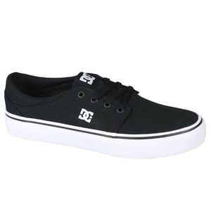 Tenisi barbati DC Shoes Trase Tx M ADYS300126-BKW imagine