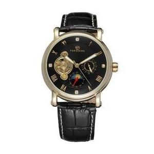 Ceas barbatesc complet automatic imagine