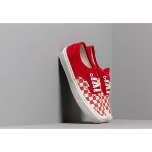 Vans OG Authentic LX (Suede/ Canvas) Racing Red imagine