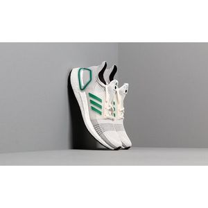 adidas Consortium UltraBOOST 19 Core White/ Sub Green/ Grey Two imagine