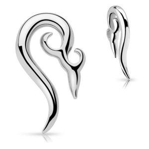 Expander pentru ureche cu detaliu asiatic - Diametru piercing: 2, 4 mm imagine