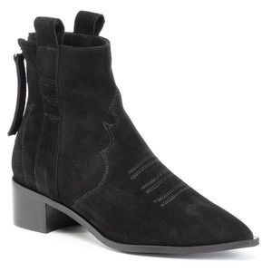 Botine L37 - To Be With You SW4 Black imagine