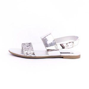 Sandale Dama ShinyDay Argintii imagine