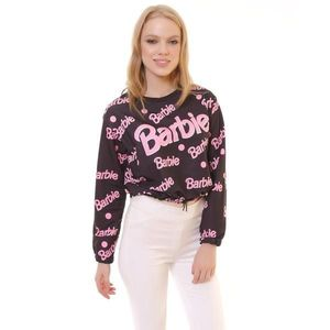 Bluza Dama Barbie Negru imagine