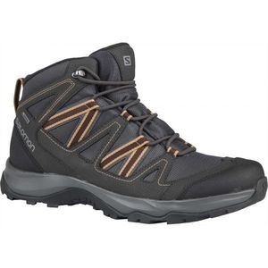 Salomon LEGHTON MID GTX maro 9 - Încălțăminte de hiking bărbați imagine
