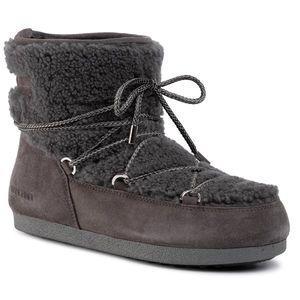 Cizme de zăpadă MOON BOOT - Far Side Low Shearl. 24200800001 Anthracite imagine