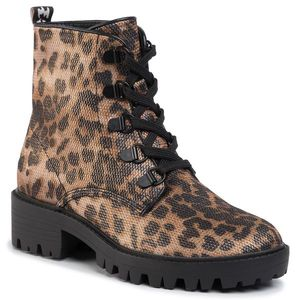 Trappers KENDALL + KYLIE - Epic Bootie Black Leopard imagine