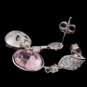 Cercei de argint 60798 imagine