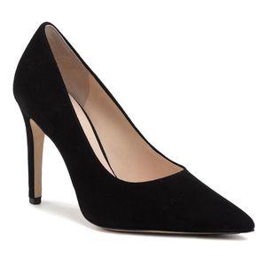 Pantofi cu toc subțire HÖGL - 0-189002 Black 0100 imagine