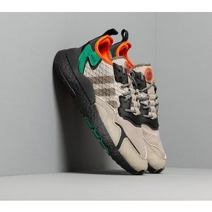 adidas Nite Jogger Sesame/ Core Black/ Bright Green imagine
