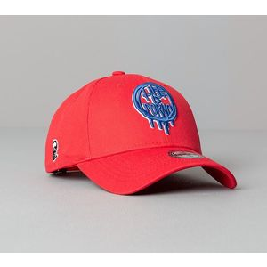 LIFE IS PORNO Playball Cap Red imagine