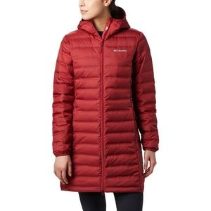 Columbia LAKE 22 HOODED JACKET - Geacă puf damă imagine