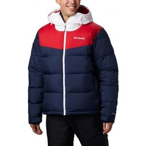Columbia ICELINE RIDGE™ JACKET roșu XL - Geacă schi bărbați imagine