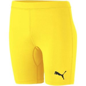 Puma LIGA BASELAYER SHORT TIGHT galben L - Boxeri largi bărbați imagine