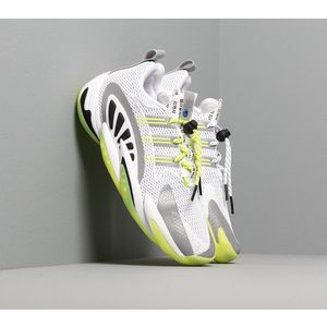 "adidas Consortium x UBIQ Crazy BYW 2.0 ""Sister Cities"" Ftwr White/ Solar Yellow/ Core Black imagine"