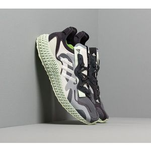 adidas Consortium Runner EVO 4D Onix/ White/ Light Green imagine