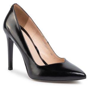 Pantofi cu toc subțire BALDACCINI - 1480000 Tosca Czarny imagine