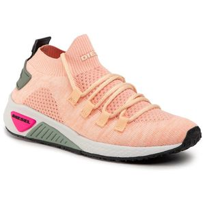 Sneakers DIESEL - S-Kb Athl Lace W Y01999 P2215 H7790 Cream Blush/Creampuf imagine