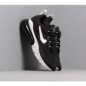 Nike W Air Max 270 React Black/ White-Black-Black imagine