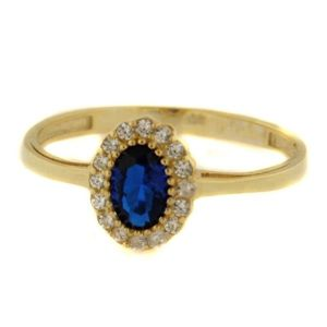 Inel de aur 49841 imagine
