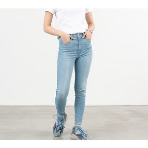 Levi's® Mile High Super Skinny Jeans Blue imagine