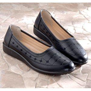 Pantofi Dina - bej - Mărimea 41 imagine