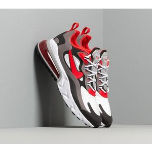 Nike Air Max 270 React Black/ University Red-White-Iron Grey imagine