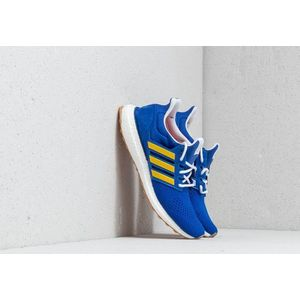 adidas Consortium x Engineered Garments Ultra Boost Blue/ Red/ Wonder Glow imagine