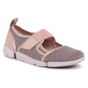 Pantofi CLARKS - Tri Amelia Bar 261493584 Blush imagine