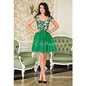 Rochie Fairytale Green imagine
