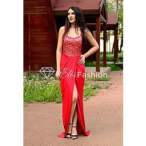 Rochie Forever Style Red imagine