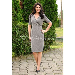 Rochie Grey Office imagine