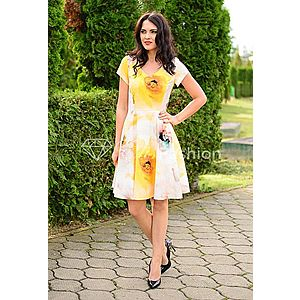 Rochie Inspiring Yellow imagine