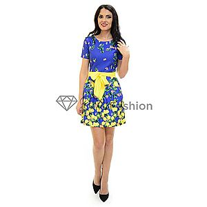 Rochie Lemon Blue imagine