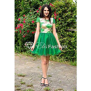 Rochie Raw Feeling Green imagine