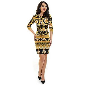 Rochie Royal Gold imagine