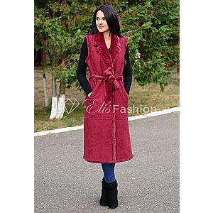 Vesta Elegant Statement Burgundy imagine