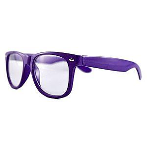 Ochelari cu lentile mov imagine