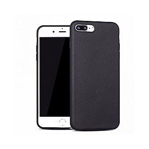 Husa Apple iPhone 8 X-LEVEL Guardian 3D Material Soft, Super Slim - Neagra imagine